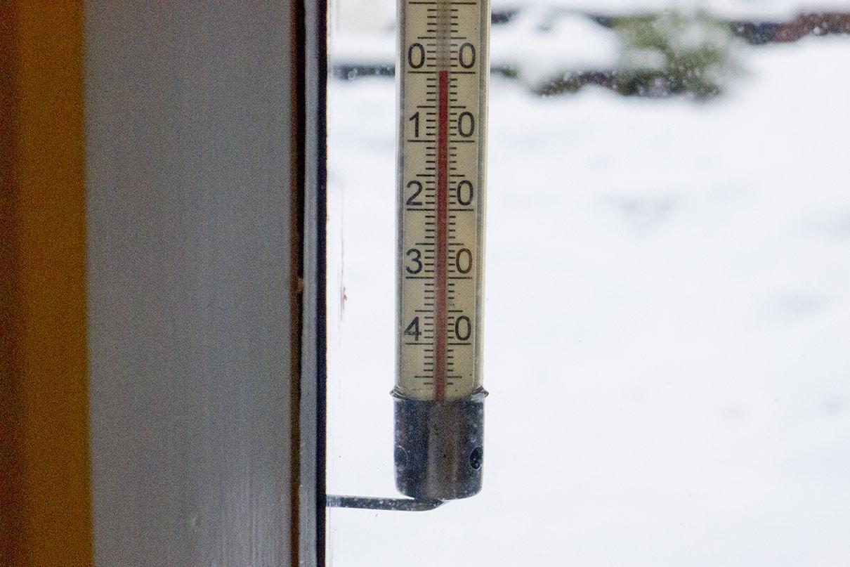 Temperaturen har derfor mye å si for hvor tørr eller fuktig luften oppleves.