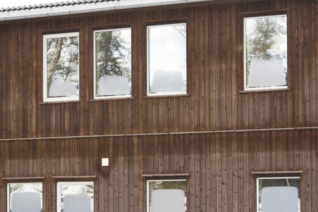 Økte krav til isolasjon gir redusert varmetap. Vil det si at vi i fremtiden må akseptere utvendig ising på vinduer?